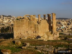 Jerash. Greco-Romanian city of Gearsa. Temple of Artemis (2)