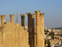 Jerash. Greco-Romanian city of Gearsa. Temple of Artemis (3)