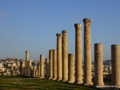 Jerash. Greco-Romanian city of Gearsa. Temple of Artemis (4)