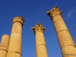 Jerash. Greco-Romanian city of Gearsa. Temple of Artemis (5)