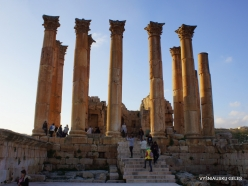 Jerash. Greco-Romanian city of Gearsa. Temple of Artemis (6)
