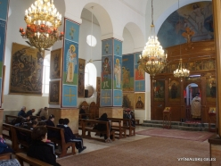 Madaba. St George's Church