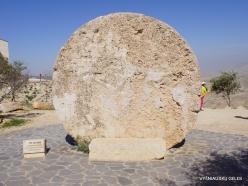 Mount Nebo. The Abu Badd
