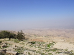 Mount Nebo. Wiew from Mount Nebo (3)