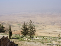 Mount Nebo. Wiew from Mount Nebo (5)