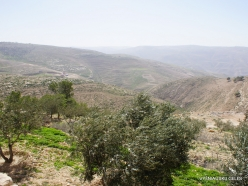 Mount Nebo. Wiew from Mount Nebo (7)