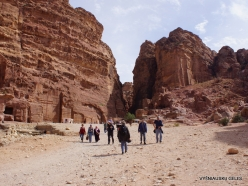 Petra. Ancient City
