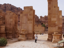 Petra. Arched Gate