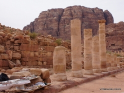 Petra. Colonnaded Street