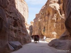 Petra. Gorge al-Siq (3)