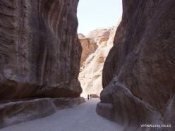 Petra. Gorge al-Siq