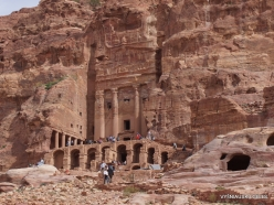 Petra. Royal Tombs (2)