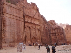 Petra. Streed of Facades