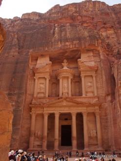 Petra. Temple Al-Khazneh (2)