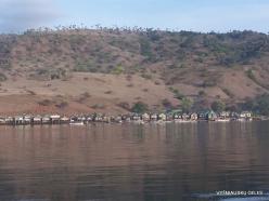 Komodo National Park. Komodo island. Fishing village (3)