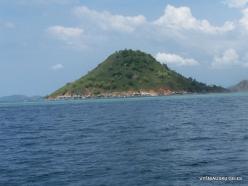 Komodo National Park. Pulau Kukusan island. Fishing village (2)