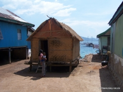 Komodo National Park. Pulau Kukusan island. Fishing village (5)