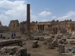 Baalbek. Romanian temple complex (Heliopolis) (14)