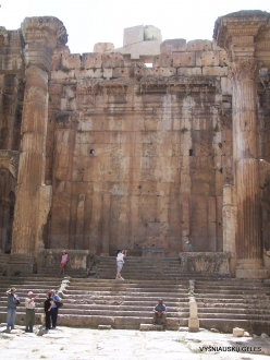 Baalbek. Romanian temple complex (Heliopolis) (30)