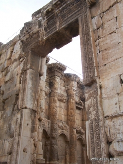 Baalbek. Romanian temple complex (Heliopolis) (37)
