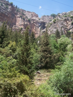 Wadi Kadisha (Kadisha Valley) (1)