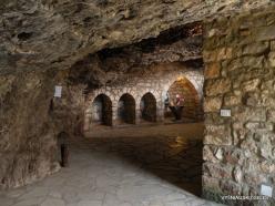 Wadi Kadisha (Kadisha Valley). Monastery of Mar Lishaa (St. Elisha) (6)