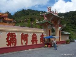 Pahang. Brinchang. Sam Poh Temple (2)