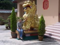 Pahang. Brinchang. Sam Poh Temple (3)