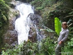 Pahang. Tanah Rata. Robinson Falls (2)