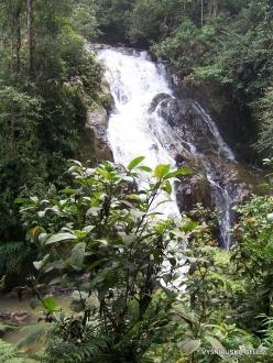 Pahang. Tanah Rata. Robinson Falls
