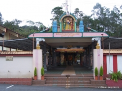Pahang. Tanah Rata. Sri Subramaniya Alayam (Hindu Temple) (3)