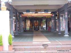 Pahang. Tanah Rata. Sri Subramaniya Alayam (Hindu Temple) (4)
