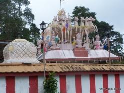 Pahang. Tanah Rata. Sri Subramaniya Alayam (Hindu Temple) (5)