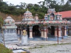 Pahang. Tanah Rata. Sri Subramaniya Alayam (Hindu Temple) (9)