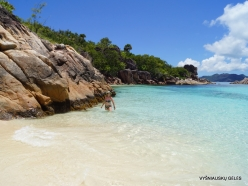 Seychelles. Curieuse. Beaches (2)