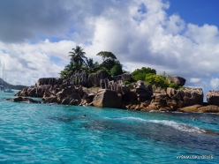 Seychelles. St.Pierre Island