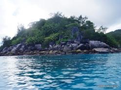 Seychelles. Praslin. Anse Georgette