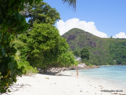 Seychelles. Praslin. Anse La Blague (4)