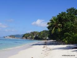 Seychelles. Praslin. Anse La Blague