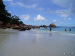 Seychelles. Praslin. Anse Lazio