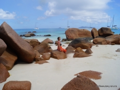 Seychelles. Praslin. Anse Lazio (3)