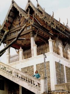 Hua Hin. Khao Takiab temple (2)