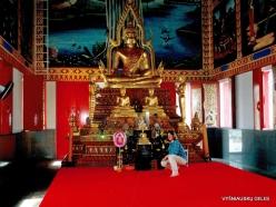 Hua Hin. Khao Takiab temple (3)