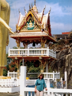 Hua Hin. Khao Takiab temple (4)
