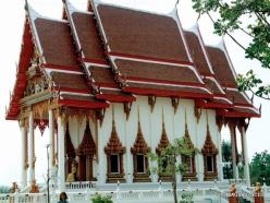 Hua Hin. Khao Takiab temple
