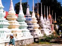 Hua Hin. Wat Ampharam (2)
