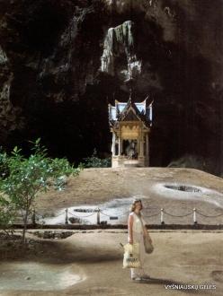 Khao Sam Roi Yod National Park. Phraya Nakhon Cave
