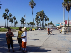Los Angeles. Venice beach