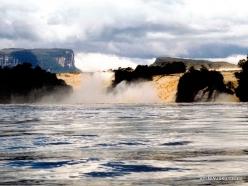Canaima National Park. Lagoon of Canaima (2)