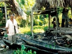 Delta Amacuro. Warao indigenous peoples (2)